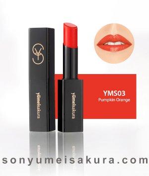 Son Dưỡng Collagen YMS03 - Pumpkin Orange
