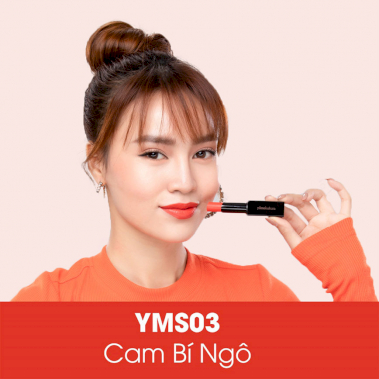 Son Dưỡng Collagen YMS03 - Pumpkin Orange