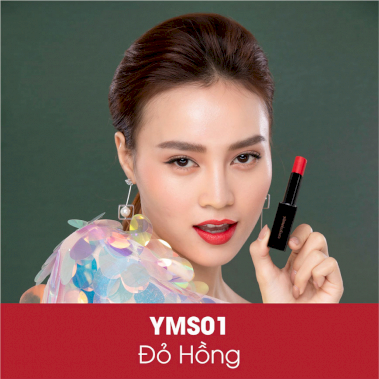 Son Dưỡng Collagen YMS01 - Ladybug Red