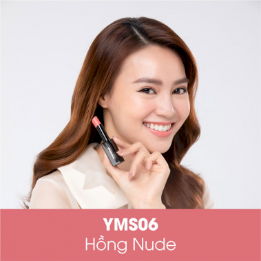 Son Dưỡng Collagen YMS06 - Tango Pink