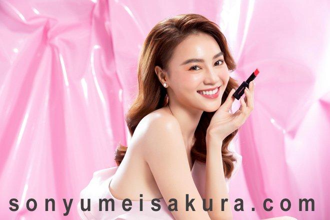 Son yumeisakura nhật bản